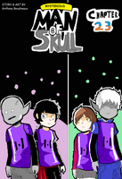 Man Of Skull Chapter 23 (Complete) by Vectony