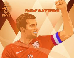Robin van Persie World Cup 2014 by dicky10official