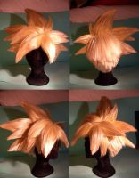 Gohan wig - Dragonball Z by NomesCosplay