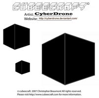 Cubeecraft - Power of Three 'Cube' by CyberDrone
