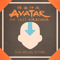 Avatar TLA Musical Score Cover by NerdyGeekyDweeb