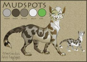 Mudspots ref COMMISH by 1skylight1