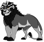 Lion adoptable 11 [CLOSED][OFFER TO ADOPT] by horse-power