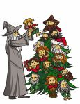 How they celebrate Christmas in Middle Earth by dances-with-hipsters