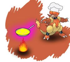 ArtTrade - New in cooking by KunYKA