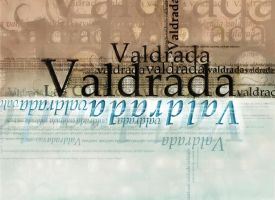 Valdrada - Typography 3 by Carpet-Crawler