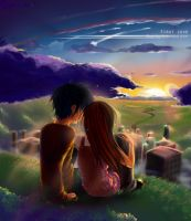 .: first Love :. by yuki-hoshime