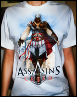 Assassin's T-shirt xD by AliceCroft
