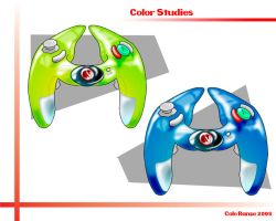 Controller Concept by Cmr8286