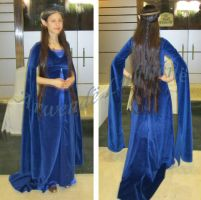 Rivendell Elf cosplay -complete I by ArwendeLuhtiene