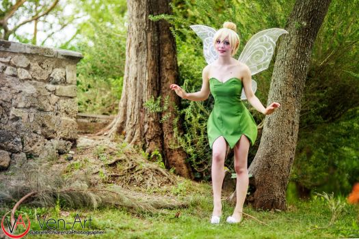 Trilli [Tinker Bell] 7 by Ven-Arts