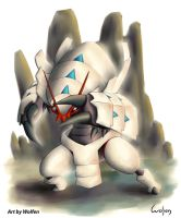 Golisopod Shiny Pokemon