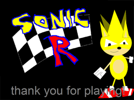 sonic r- super sonic by sonicnews