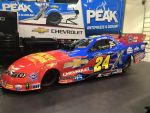 John Force Jeff Gordon Funny Car by Mermaidgirlsfan24
