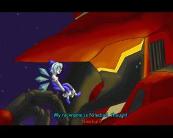 When Nineball met the Nineball (screenshot ver) by MagnumPhoenixZX