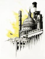 Capitol Industry by aaronprovost