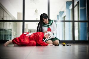 my wish is to be with inuyasha by jaymiecosplay