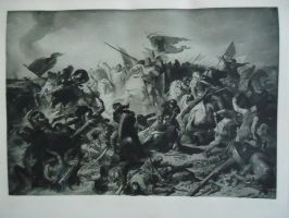 Battle at the Lechfeld by Arminius1871