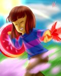 GlitchTale Frisk by Ice6400