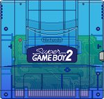 Super Game Boy 2 by BLUEamnesiac