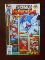 SB Comic Issue 2 by BoomSonic514