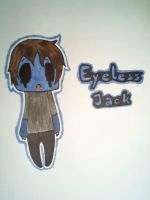Eyeless Jack Chibi by RedBloodSeed