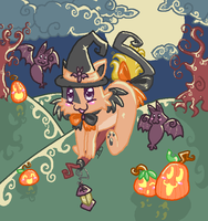 Halloween Licorice by Christmaslolly