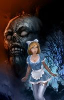 ZOMBIE FAIRYTALES CVR by joewight