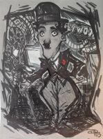 Charlie Chaplin by DenisM79