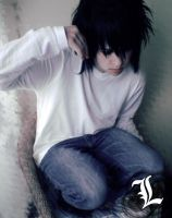Death Note Cosplay L 4 by sanzo-supreme