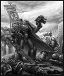 Imperial Fists by skor2d