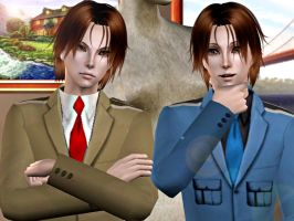 APH Sims - North and South by CSItaly