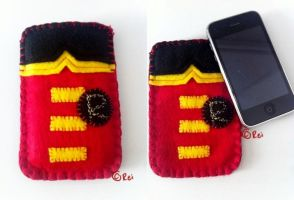 Robin Phone Bag by ItsRei