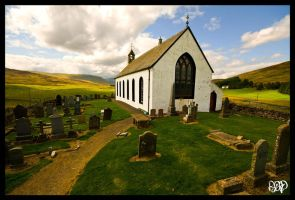 Amulree Parish Church by SnapperRod
