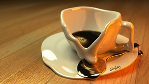 Dali cup by Shatzy--Shell