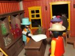Playmobil Frontier Town 18 by hankinstein
