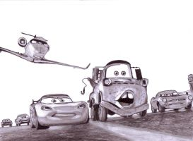 Cars 2 by Slayerlane