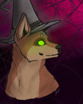 Halloween Lookup Picture 2015 by shattered-bones