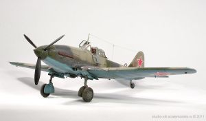 Special Hobby 1/48 IL-10 by Michael-XIII