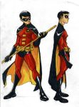 Robin Designs by greenestreet