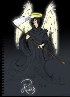 Angel Of Death in colour by kkyz13