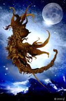 Mu long, Chinese elemental by ricky4