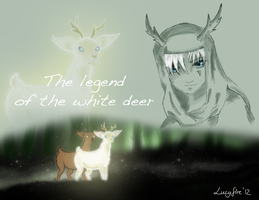 the legend of ... cover by lucyfire71