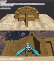 DL - Ziggurat of Ur by CrazyDave55811