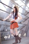 Tifa : Howdy! by princess-soffel