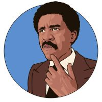 Richard Pryor by monsteroftheid