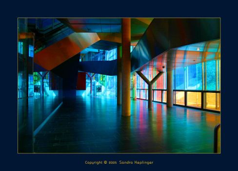 Theatre of Colours by Staged