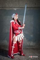 Lady Sif Cosplay by Hillz01