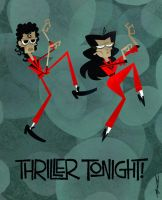 Thriller Tonight by Cool-Hand-Mike