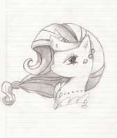 Rarity Gala Scrap by halotheme